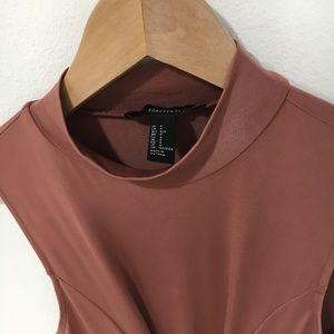 Forever 21 Dresses - F21 corset detail dress